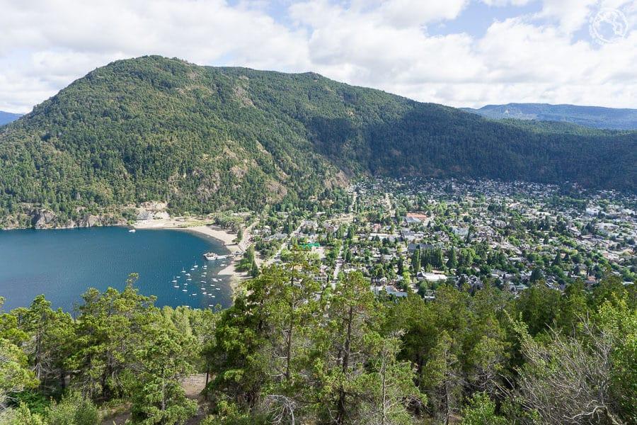 San Martín de los Andes Ruta de los 7 lagos