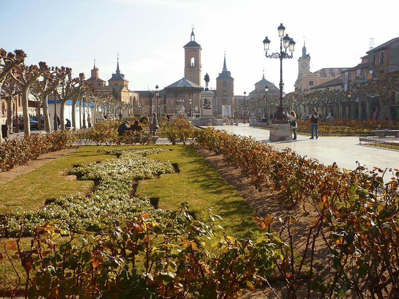 Alcalá de Henares, qué ver cerca de Madrid