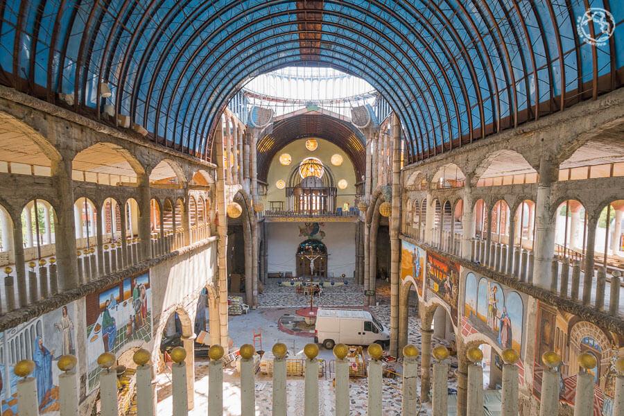 La catedral de Justo, en Mejorada del Campo
