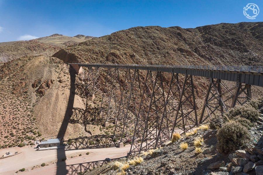 Viaducto de la Polvorilla, Tren a las Nubes, Salta
