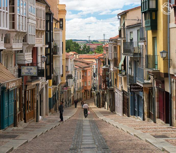 Calle Balborraz, un imprescindible que hay que ver en Zamora ciudad