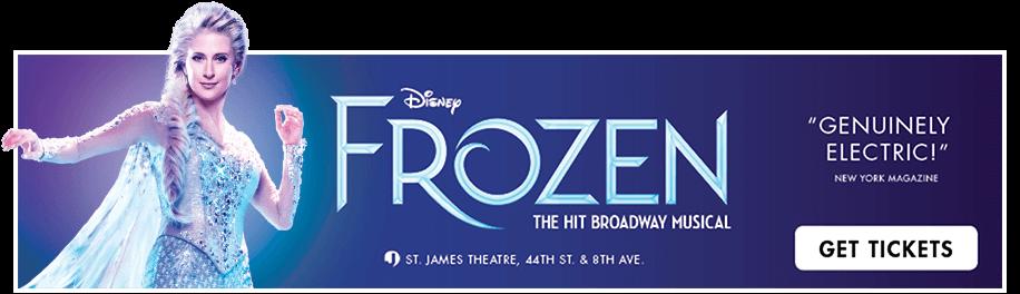 EntradMusicales en Nueva York entradas Frozen