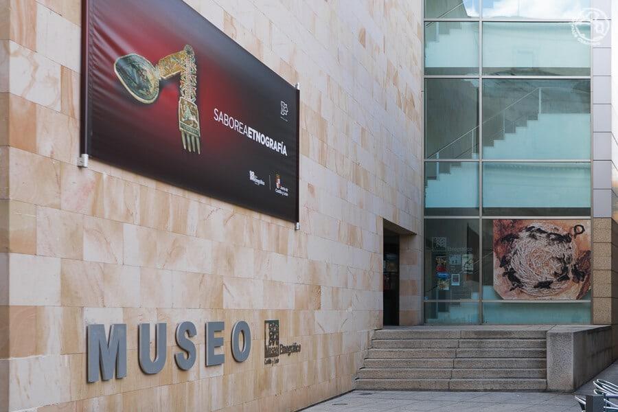 Museo Etnográfico de Castilla y León, en Zamora