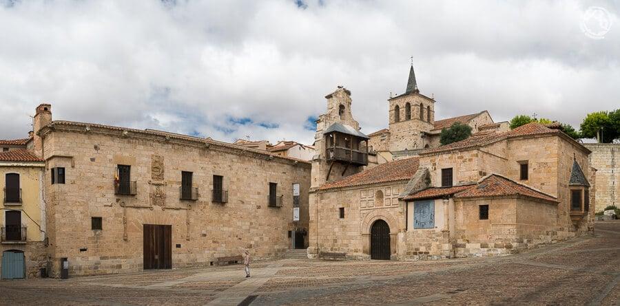 que ver en Zamora capital
