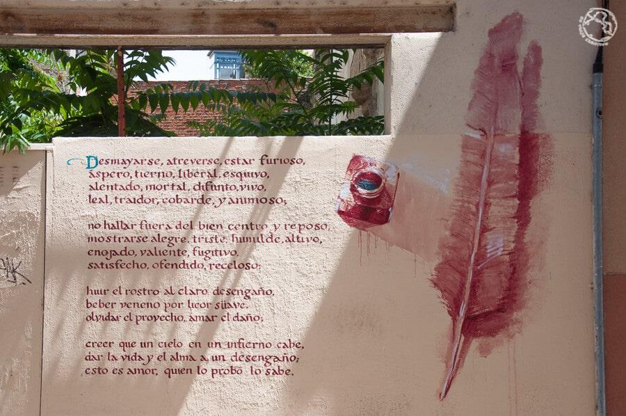 Arte urbano en Zamora