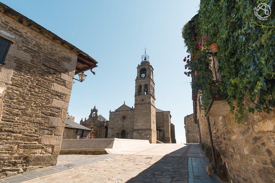 Puebla de Sanabria Iglesia de Santa María del Azogue