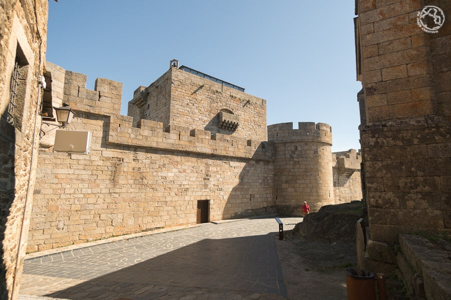 Castillo de Puebla de Sanabria, qué ver en Puebla de Sanabria