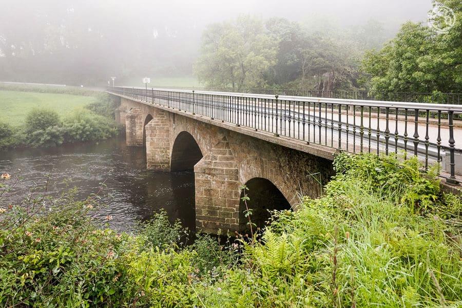 Ponte Albar Trazo
