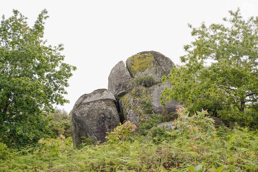 Pedra Faladora Trazo