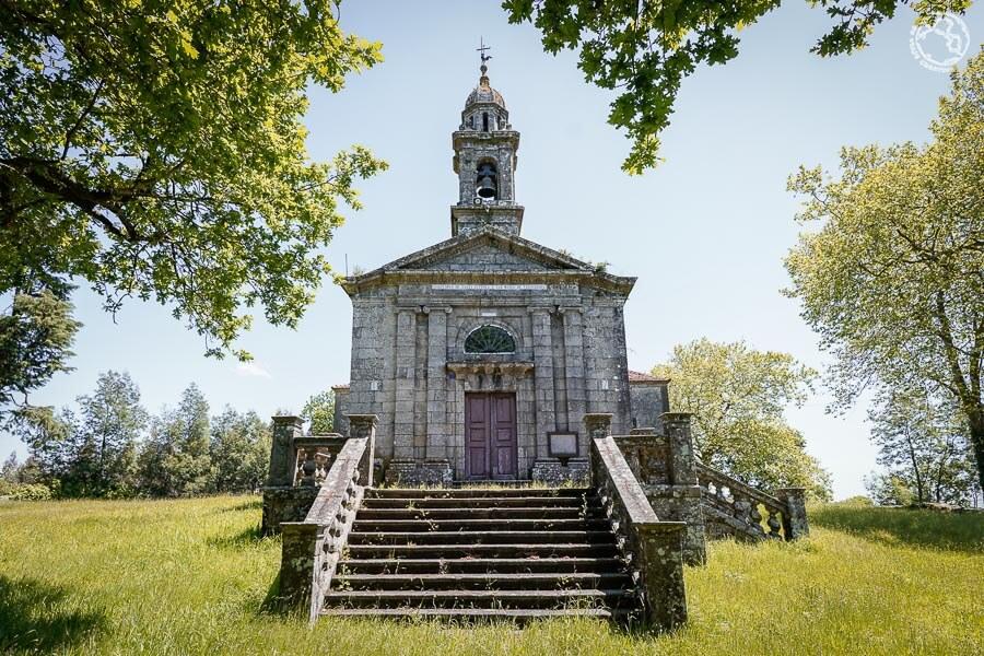 ermita de Santa Eufemia y San Mateo (o Catedral de la Montaña,