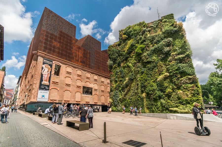 Caixaforum, Madrid en 2 días