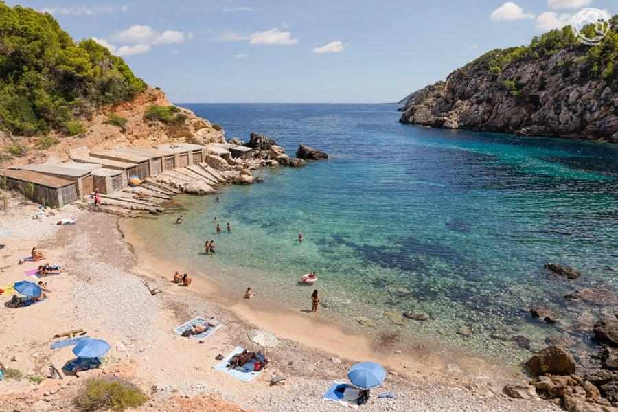 Cala d´en Serra Ibiza