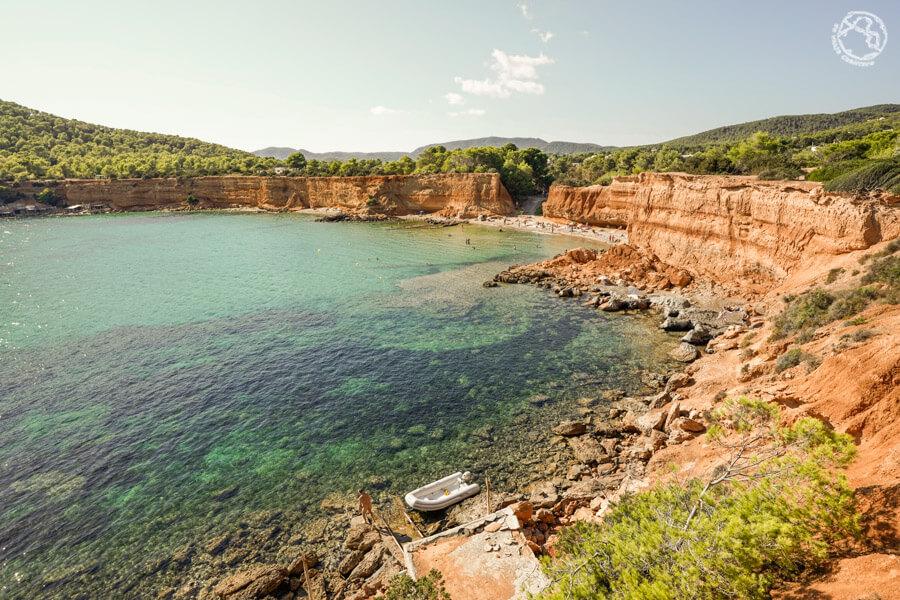 Playa Es Bol Nou Ibiza