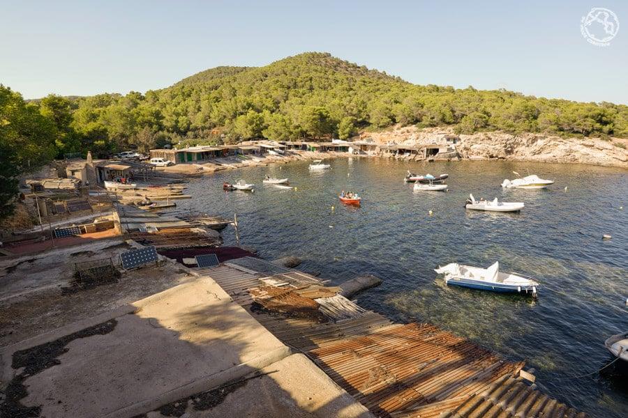 Cala Sa Caleta Ibiza