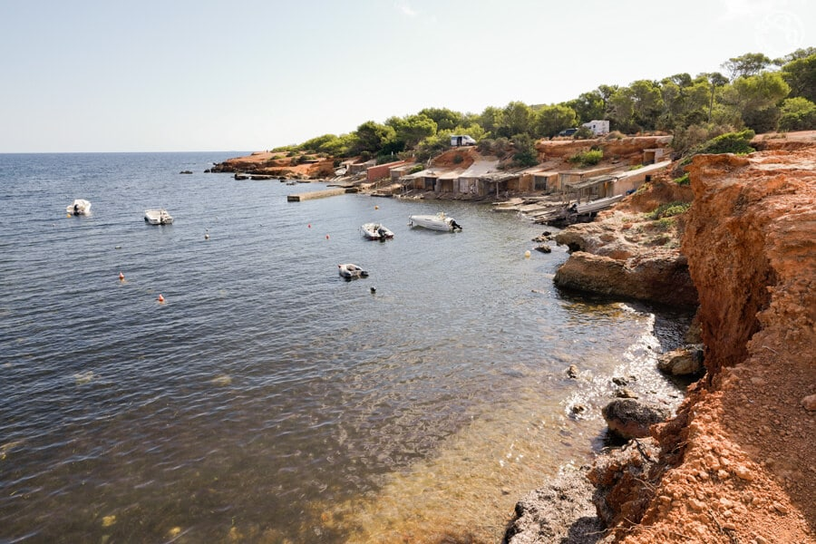 Cala Pous des Lleos Ibiza