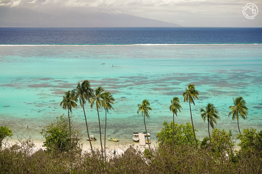 Islas de Polinesia Francesa, Moorea