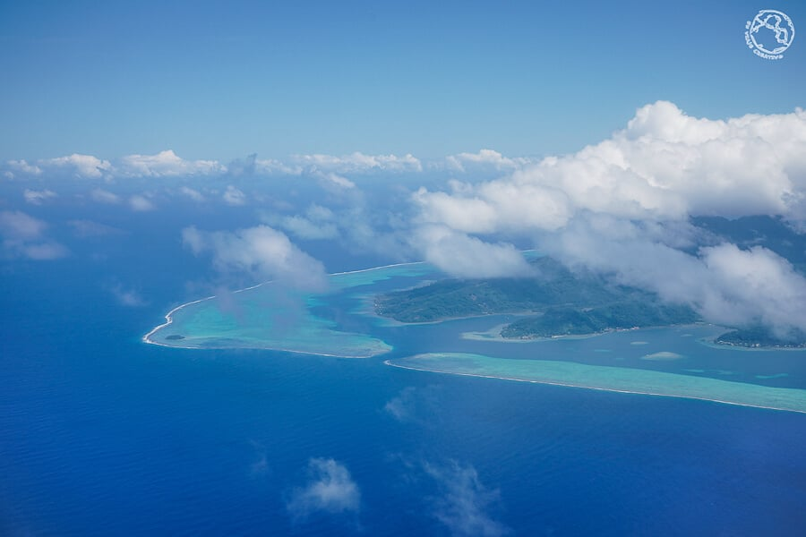 Raiatea, en Polinesia Francesa