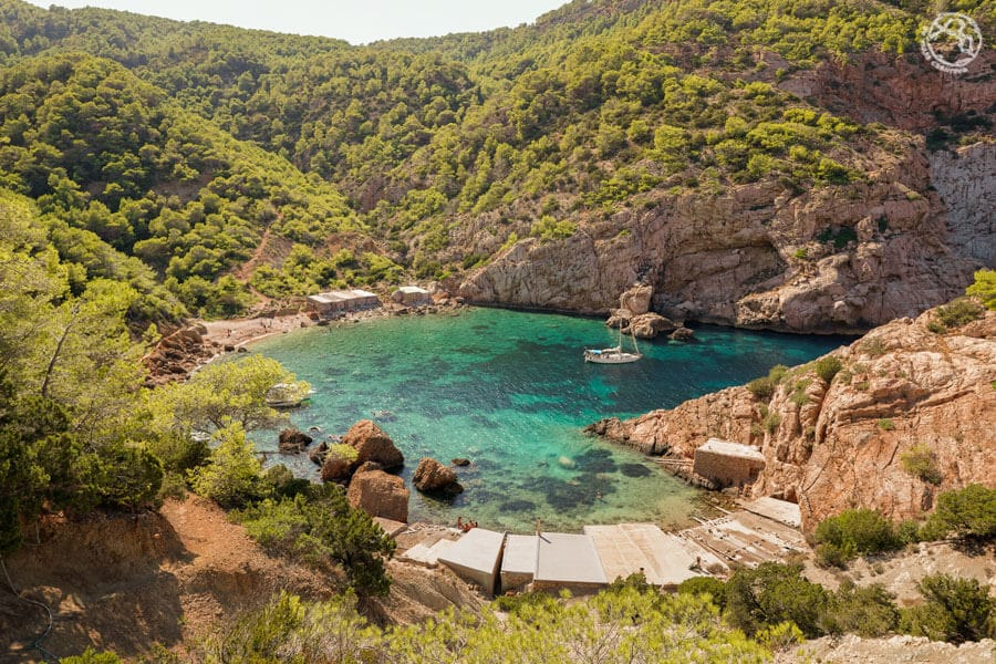 Cala Es Portitxol Ibiza