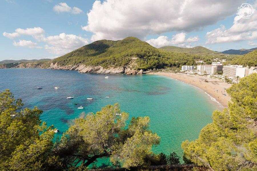Cala San Vicente Ibiza
