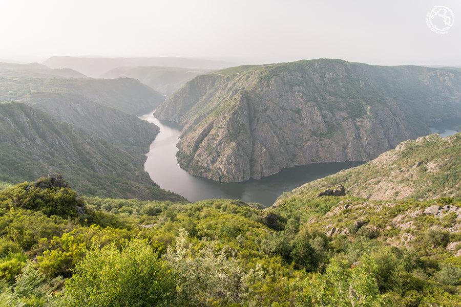 Cañones del SIl qué ver en un viaje a Galicia