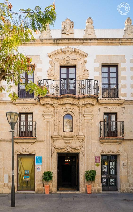 Casas palacio de El Puerto de Santa María