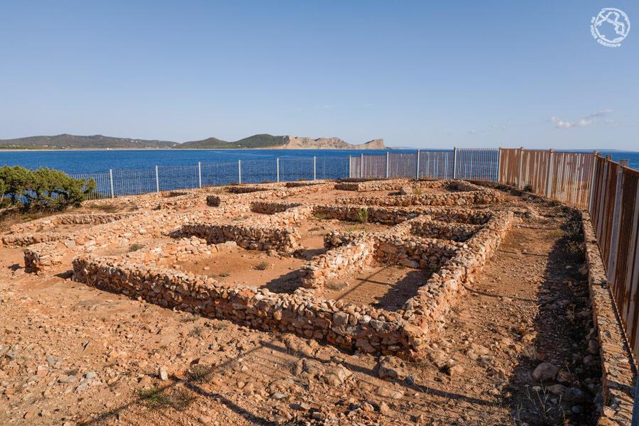 Asentamiento fenicio Sa Caleta Ibiza