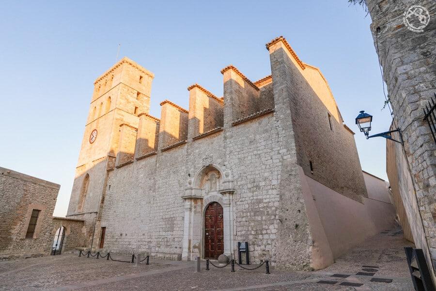 Catedral de Ibiza Dalt Vila