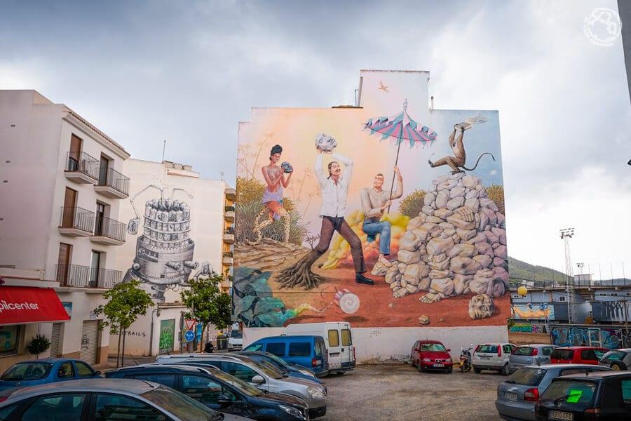 Que ver en Sant Antoni Ibiza