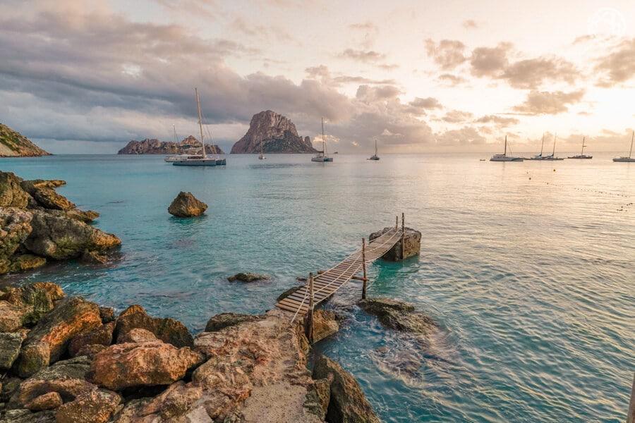 Cala d´Hort Ibiza Es Vedrá Qué ver en Ibiza
