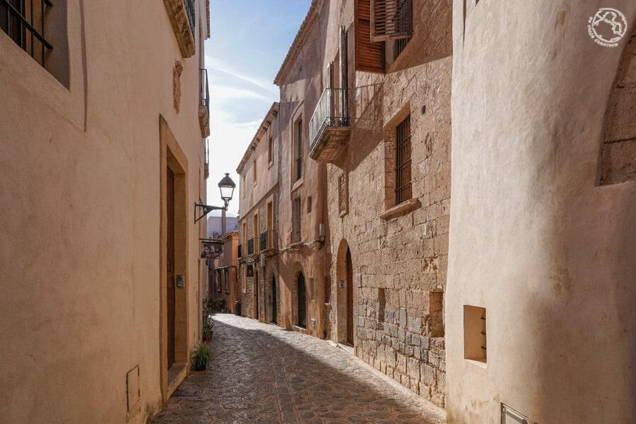 Calles de Ibiza