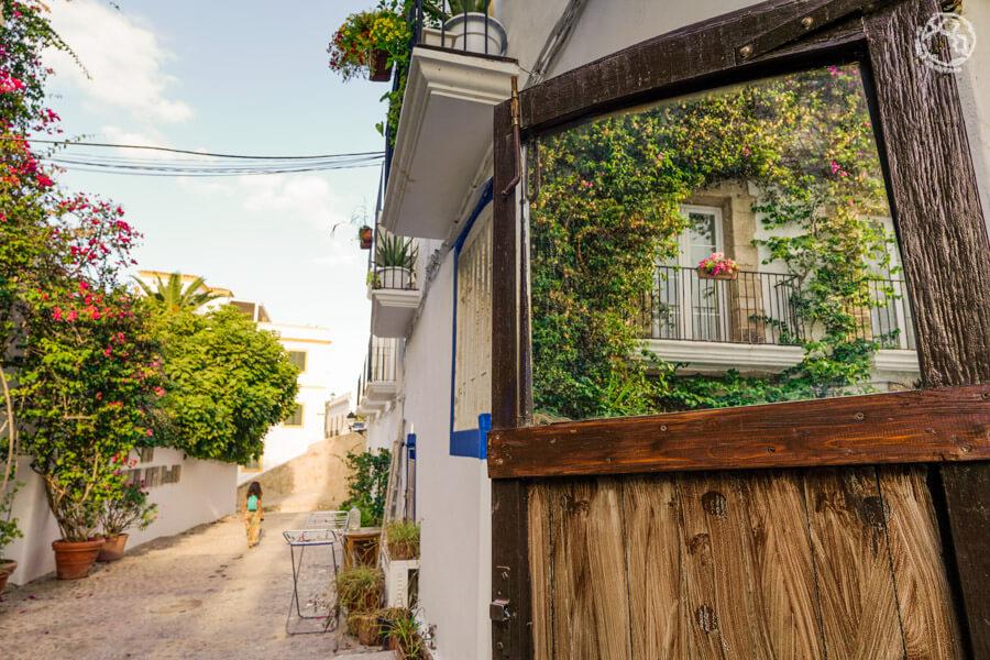 Calles de Dalt Vila