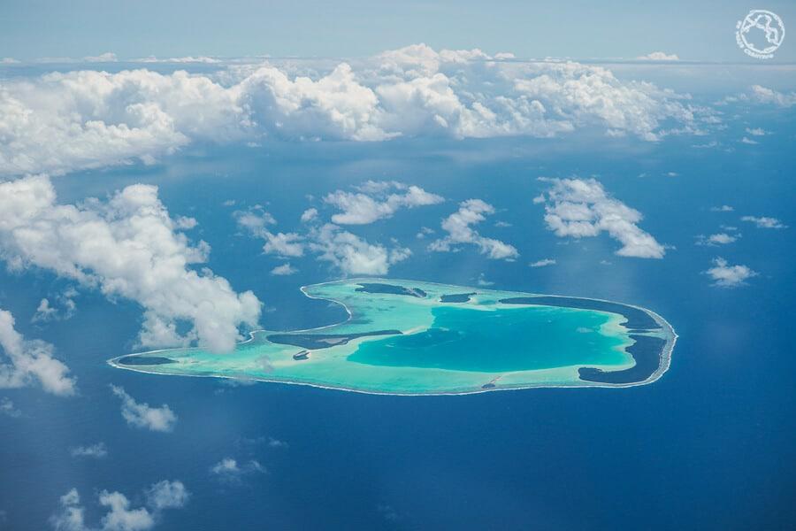 Guia De Viaje A Polinesia Francesa Mapa Y Consejos Un
