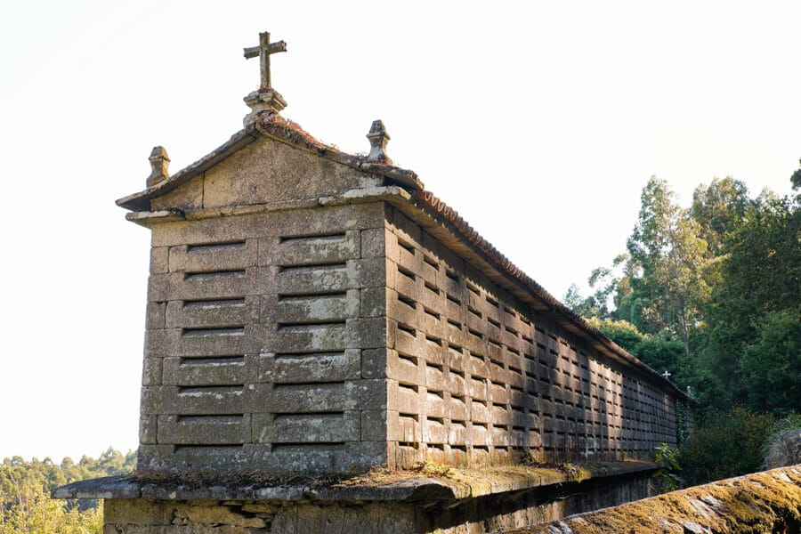 Hórreo de Araño Galicia
