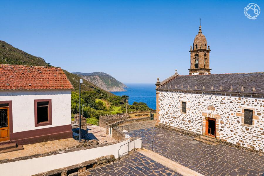 San Andrés de Teixido Coruña que ver