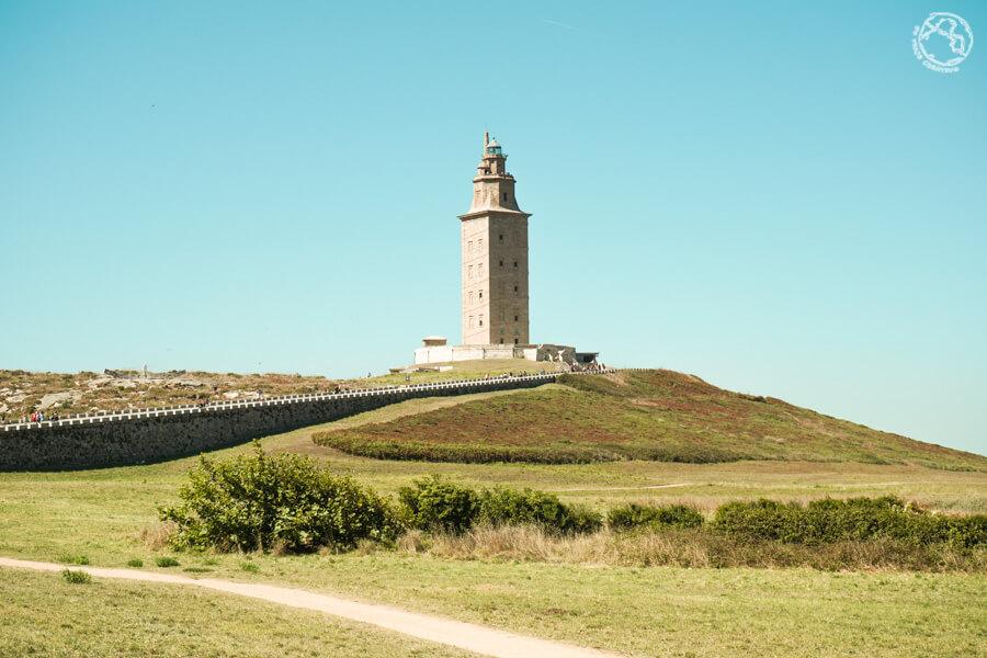 Torre de Hércules que ver en Coruña