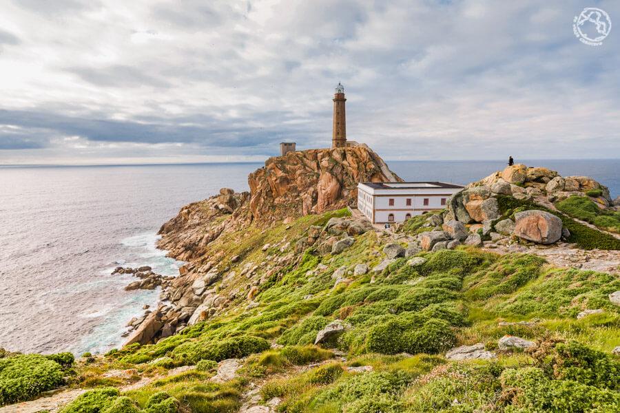 Faro cabo Vilán qué ver en Galicia
