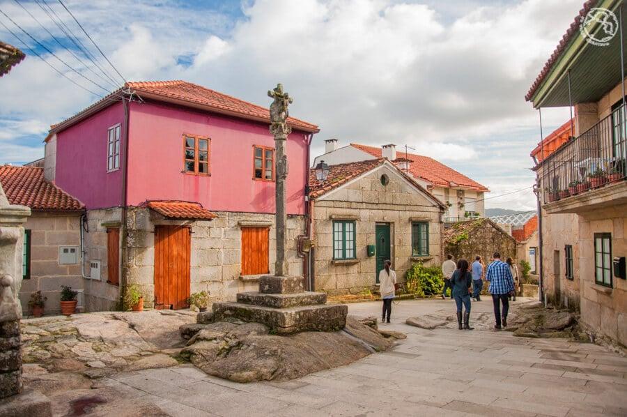 Qué visitar en Combarro, Galicia