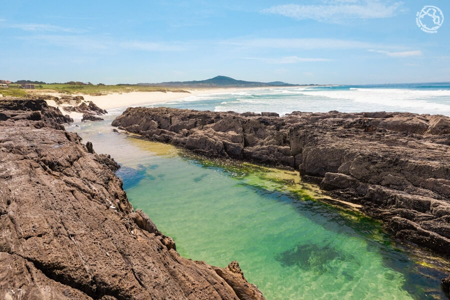 Playa das Furnas Galicia Mar Adentro