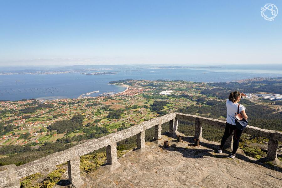 Mirador de la Curota Coruña