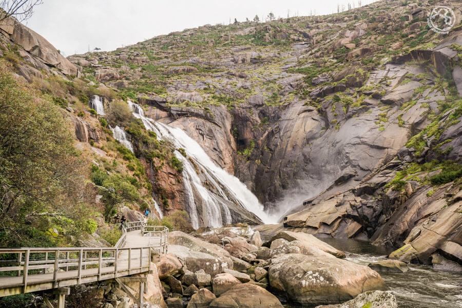 Cascada de Ézaro Coruña