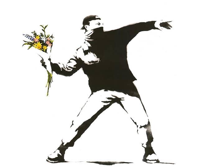 Banksy Amsterdam Museo