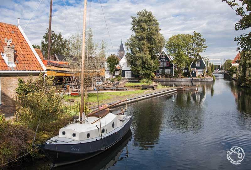 Waterland, lugares que ver cerca de Amsterdam