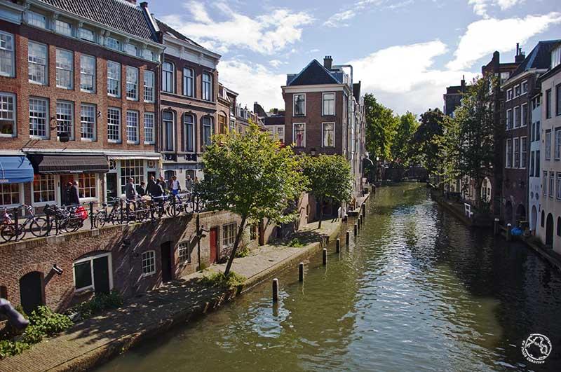 Utrecht, cerca de Amsterdam