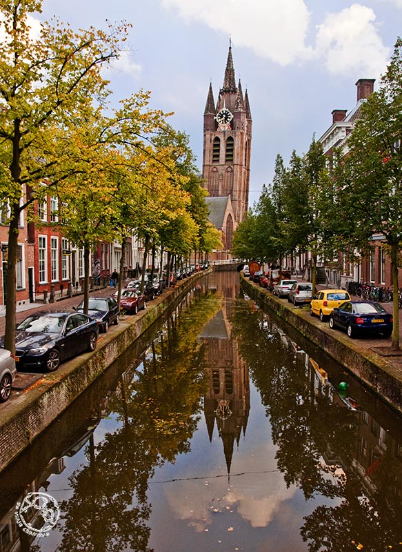 Delft, en Países Bajos