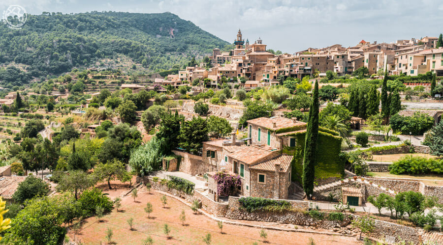 Ruta en coche por España Mallorca