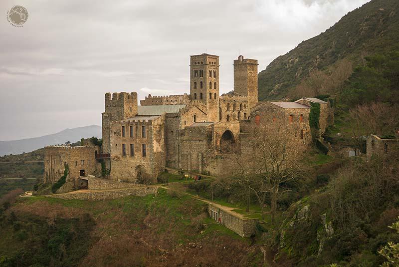 Monasterio de Saint Pere de Rodes Cap de Creus