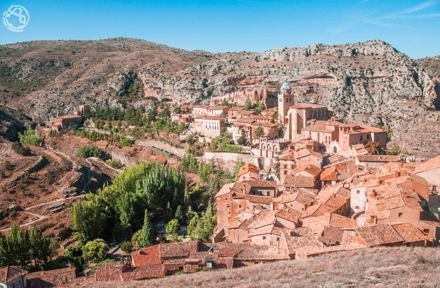 Albarracín, Teruel, excursión fin de semana