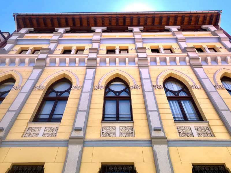 Casa Botines León Gaudí