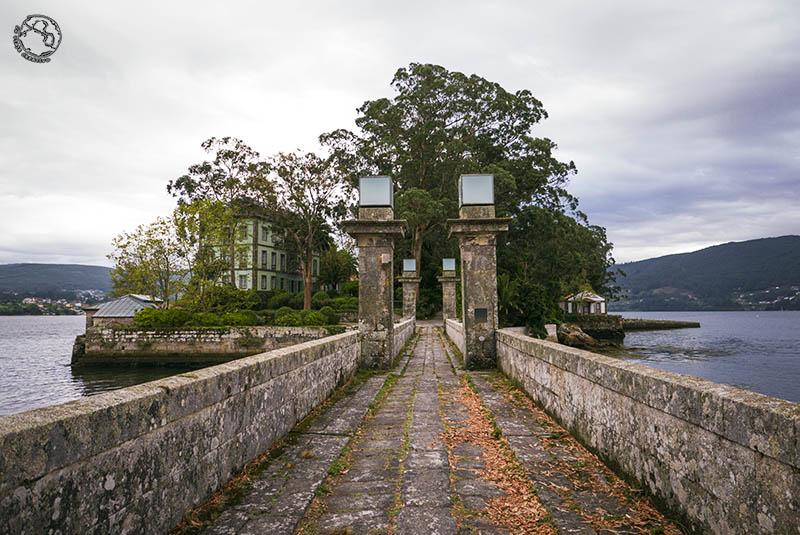 Isla de San Simón, qué ver en Vigo en un día