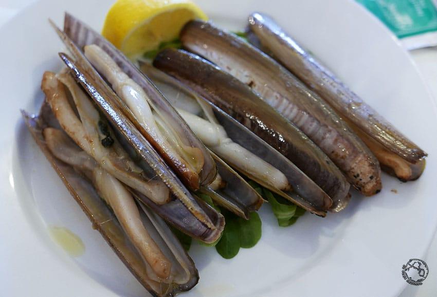restaurante marisco VIGO